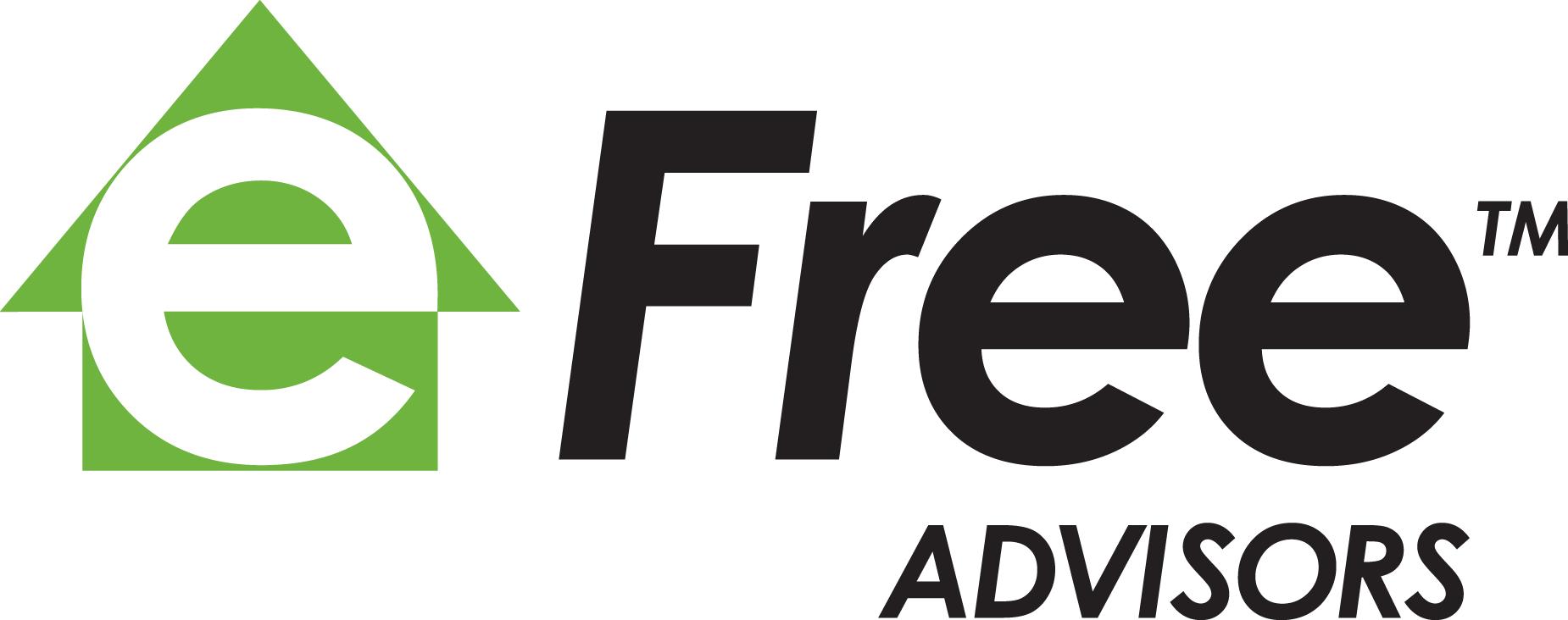 eFree Advisors Logo